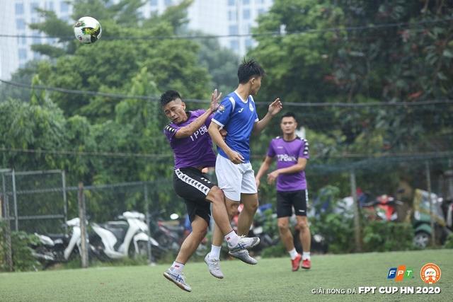 FPT Cup 2020: Cầm chân FSOFT 1, TP Bank tăng phần kịch tính cho bảng B