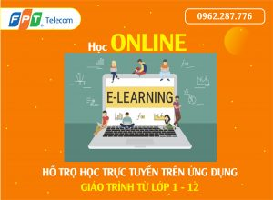 Học online - covid -FPT